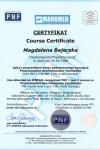 Certyfikat - pnf