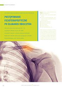 Postępowanie fizjoterapeutyczne po złamaniu obojczyka