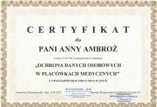 certyfikat-anna-ambroż