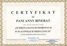 certyfikat-anna-binerat