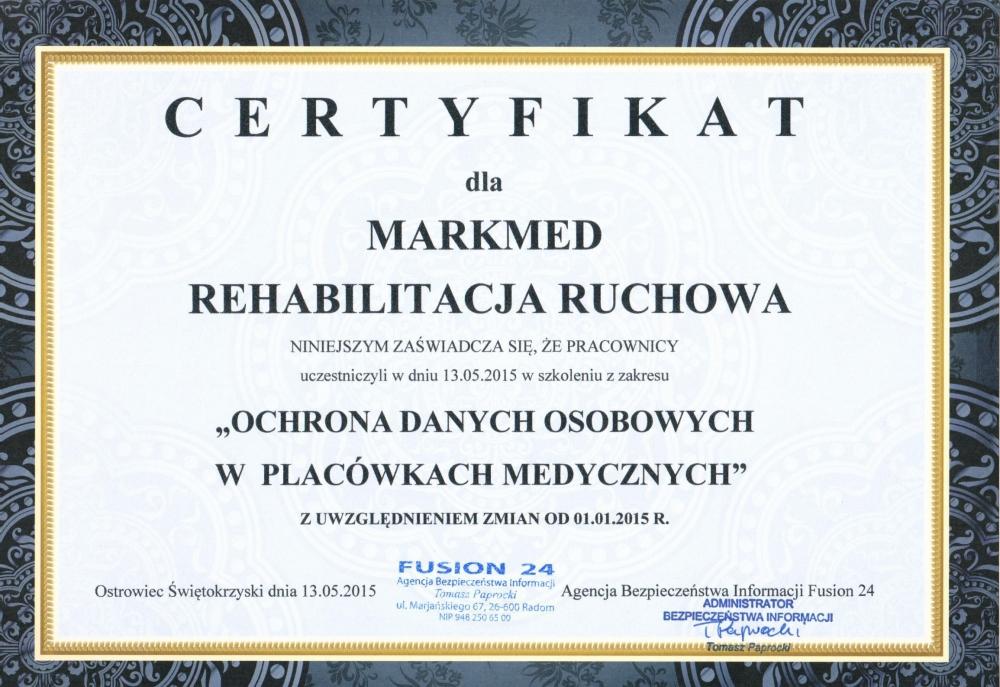 certyfikat-markmed