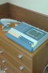 Stonowisko do diagnostyki spirometrycznej