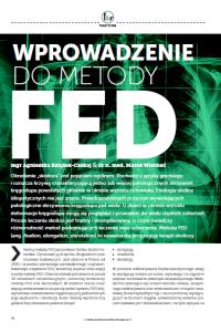 WPROWADZENIE do metody FED-obraz